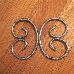 ✅ NEW JEAN RING Car Key Keys Holder Ornate Jewelry